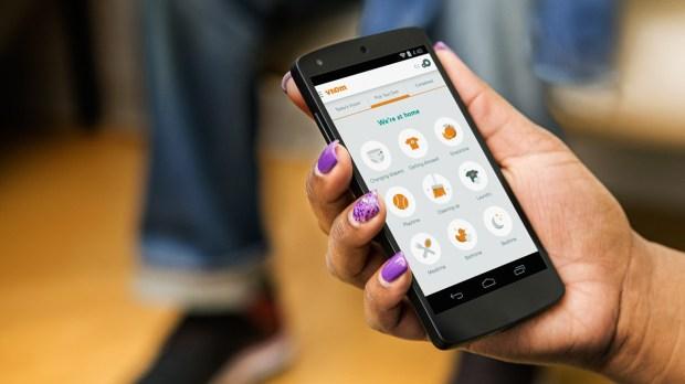 Bezos Daily Vroom App